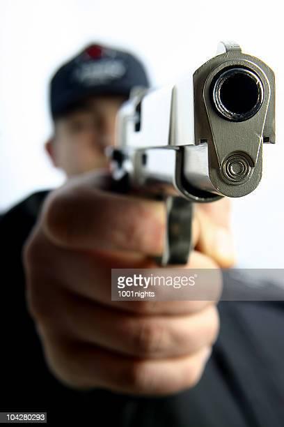 Ich werde schießen Sie!!
