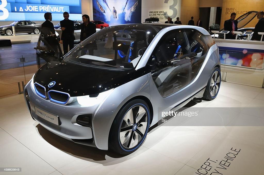 BMW i3 Concept : Stock Photo