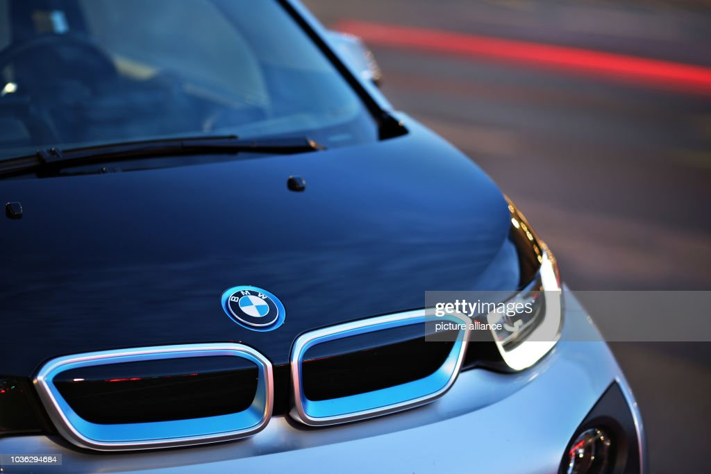 Electric Mobility With The Bmw I3 Pictures Getty Images