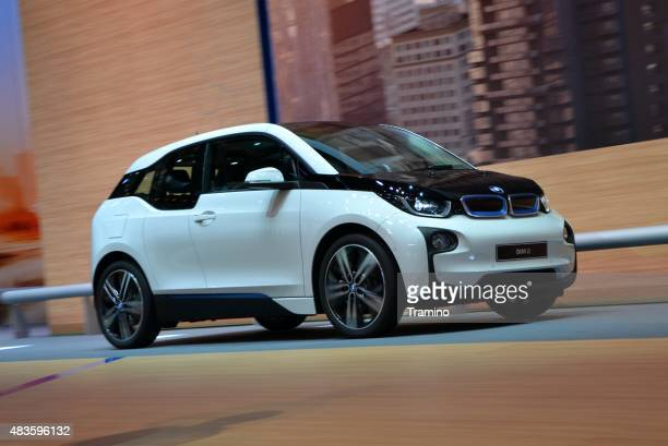 BMW i3 on the motor show