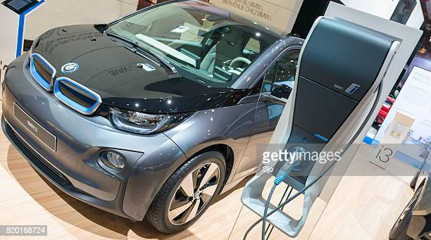 BMW i3 urban electric car