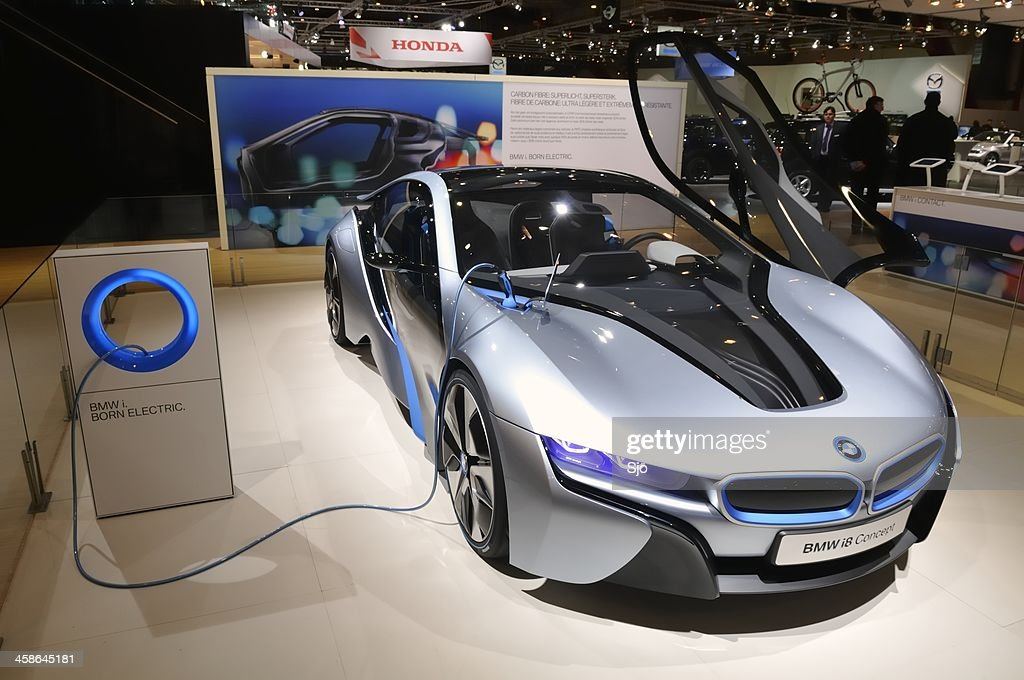 BMW i8 Concept : Stock Photo