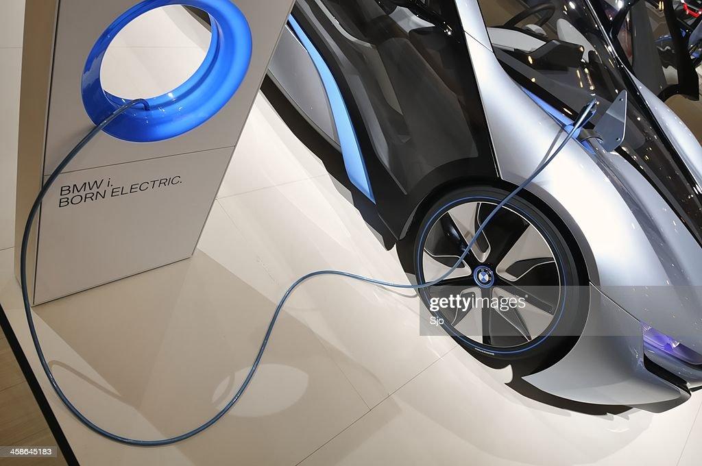 BMW i8 Concept : Stock Photo