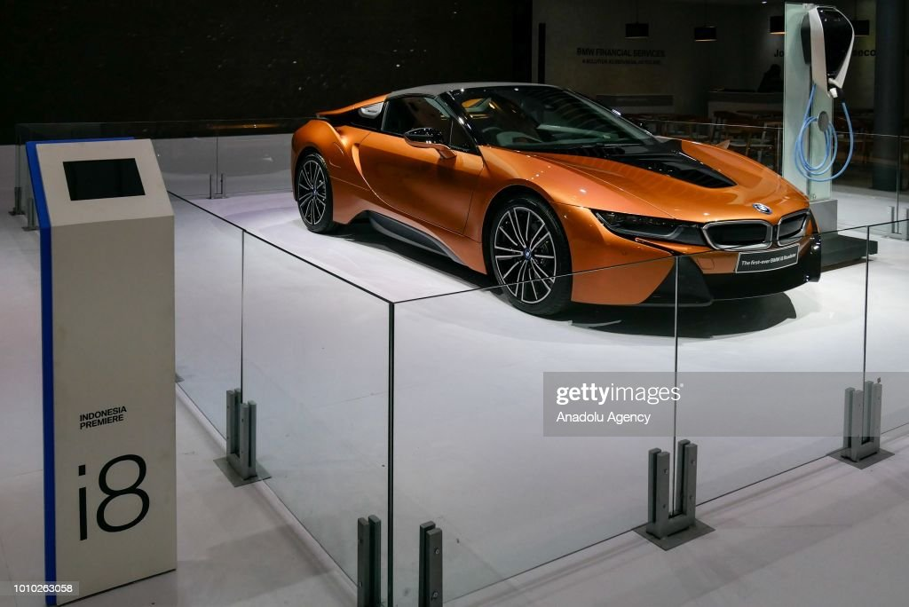 Indonesia International Auto Show Pictures Getty Images - Automotive convention