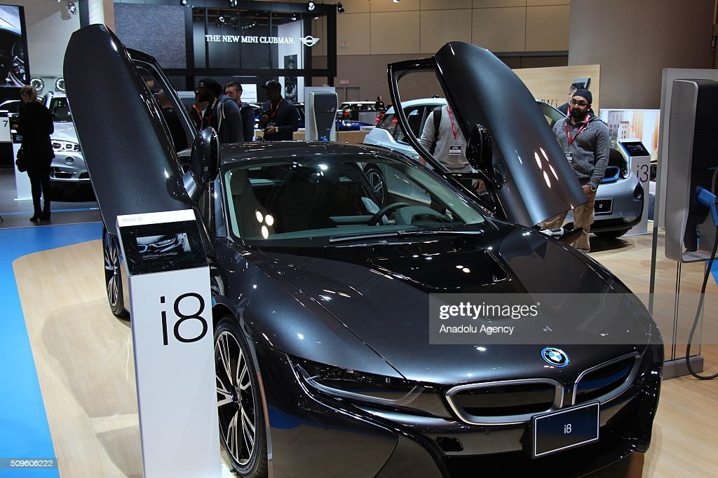 Canada Auto Show 2016 : News Photo