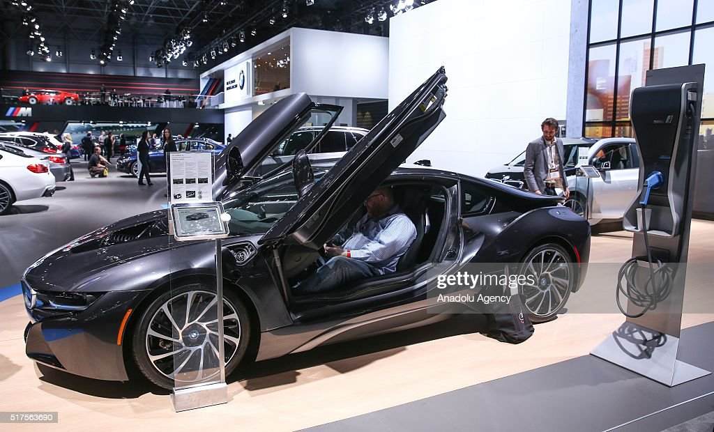 2016 New York International Auto Show : News Photo