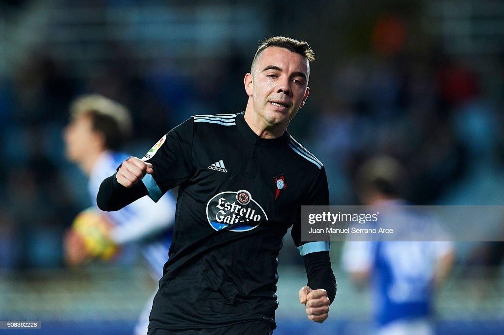 Real Sociedad v Celta de Vigo - La Liga