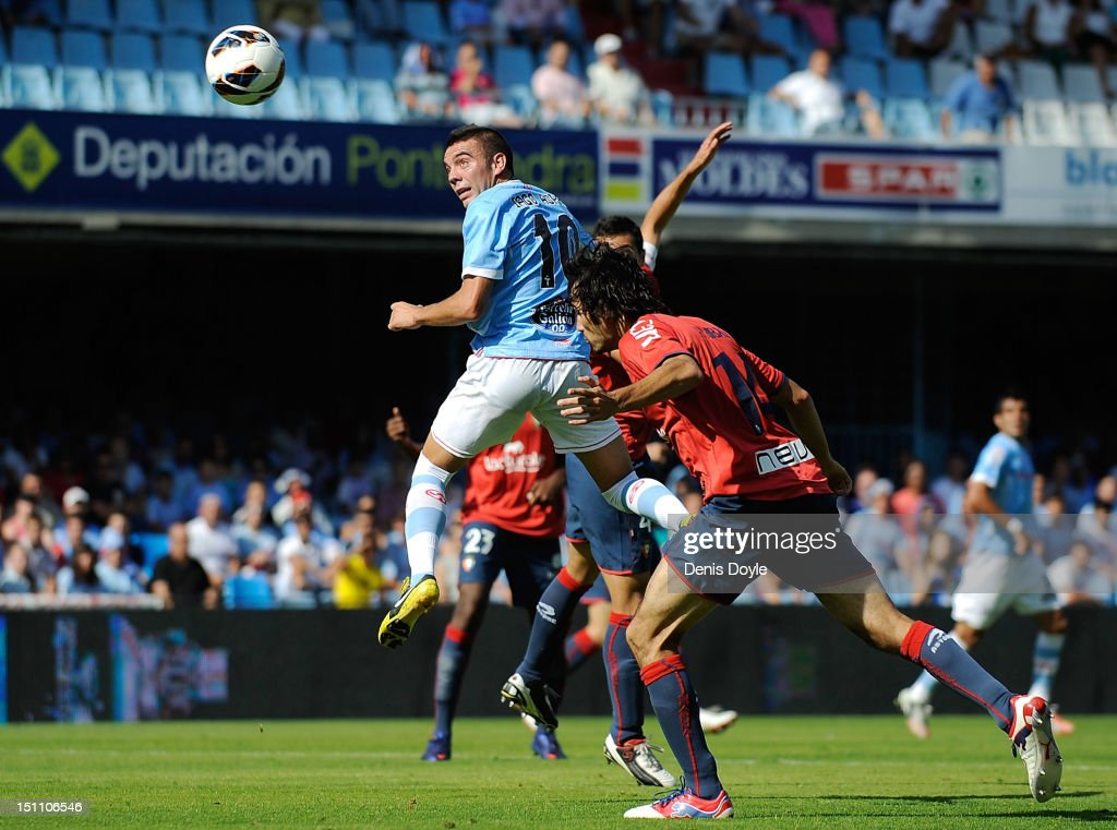 RC Celta de Vigo v CA Osasuna - La Liga : Foto di attualità