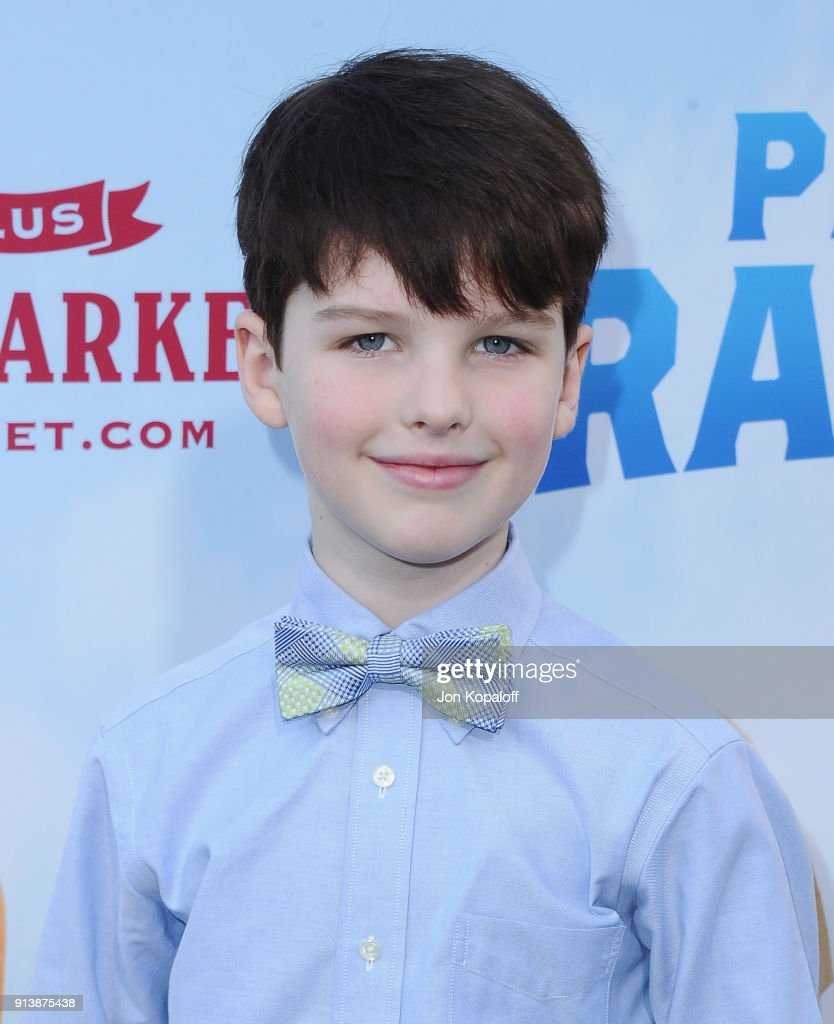 """Premiere Of Columbia Pictures' """"Peter Rabbit"""" - Arrivals : News Photo"""