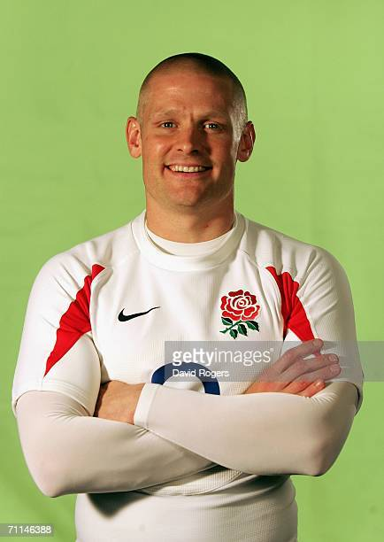 Iain Balshaw of England poses during a studio session held on June 7 2006 at The Manly Pacific Hotel Manly Sydney Australia