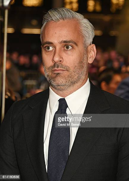 Iain Canning attends the 'Lion' American Express Gala screening during the 60th BFI London Film Festival at Odeon Leicester Square on October 12 2016...