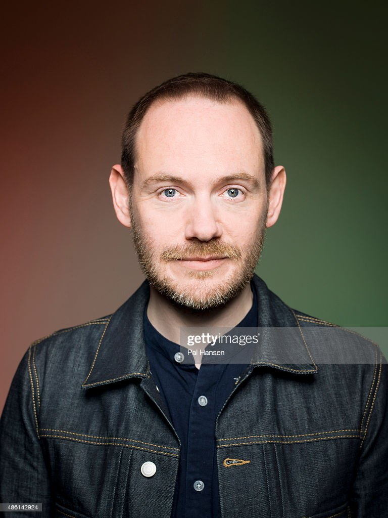 Iain Cook of the Electronic band Chvrches is photographed for Under the Radar magazine on June 23, 2015 in Glasgow, Scotland.