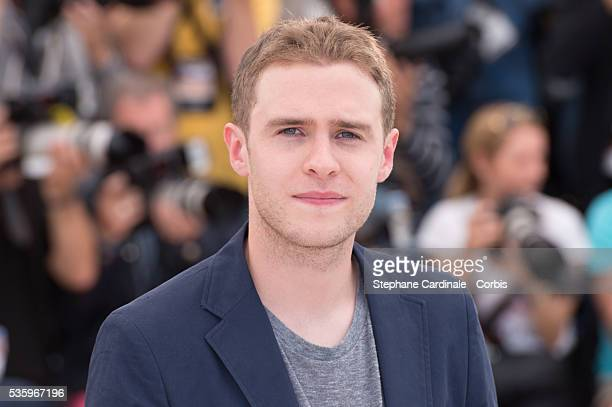 Iain De Caestecker at the 'Lost River' photocall during the 67th Cannes Film Festival