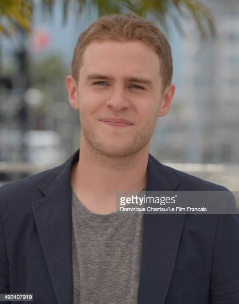 Iain De Caestecker attends the Lost River photocall during the 67th Annual Cannes Film Festival on May 20 2014 in Cannes France