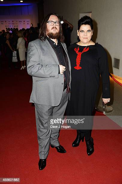 """Iain Forsyth and Jane Pollard attend the """"20,000 Days on Earth"""" Gala preview screening at Barbican Centre on September 17, 2014 in London, England."""