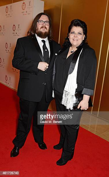 Iain Forsyth and Jane Pollard attend The London Critics' Circle Film Awards at The Mayfair Hotel on January 18, 2015 in London, England.