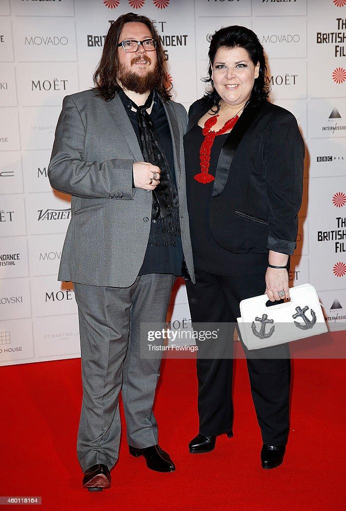 Moet British Independent Film Awards 2014 - Red Carpet Arrivals : News Photo