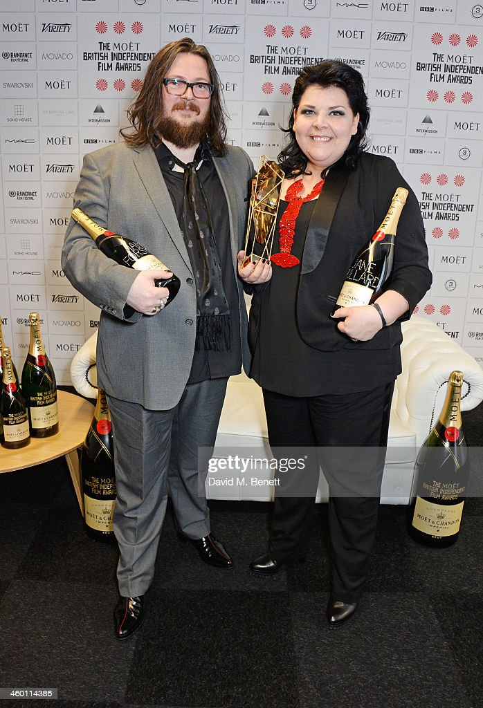 Moet British Independent Film Awards 2014 - Presenters & Winners : News Photo