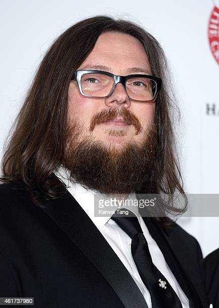 Iain Forsyth attends The London Critics' Circle Film Awards at The Mayfair Hotel on January 18 2015 in London England