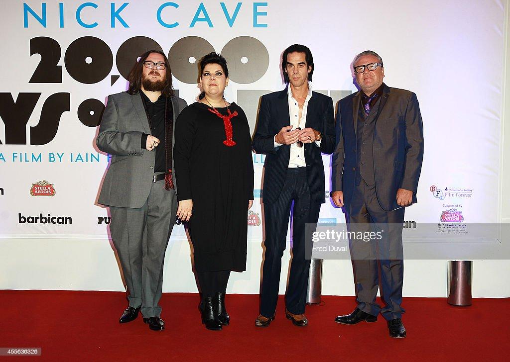 """20,000 Days On Earth"" - Gala Screening : News Photo"