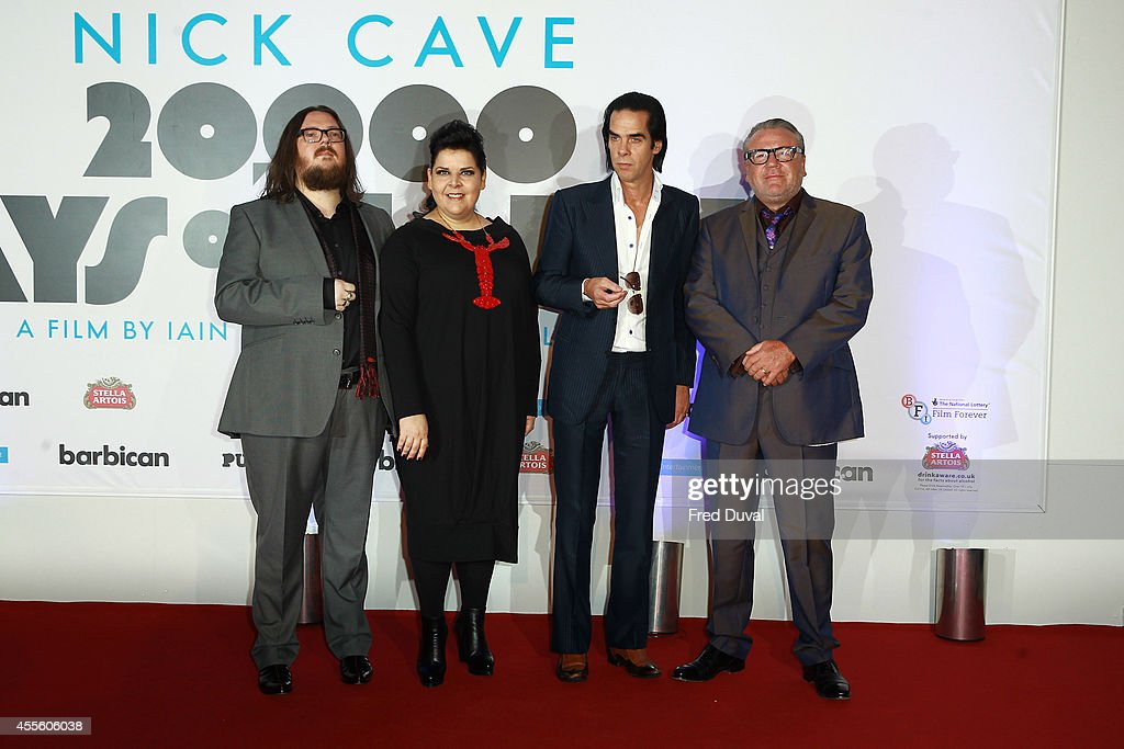 """20,000 Days On Earth"" - Gala Screening - Arrivals : News Photo"