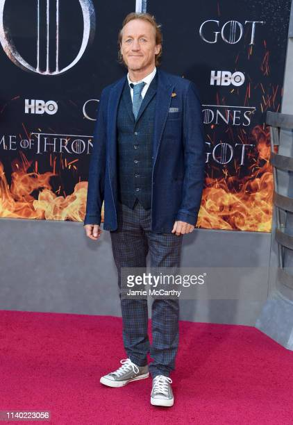 Iain Glen attends the Game Of Thrones Season 8 Premiere on April 03 2019 in New York City