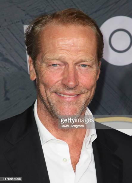 Iain Glen attends the HBO's Post Emmy Awards Reception at The Plaza at the Pacific Design Center on September 22, 2019 in Los Angeles, California.