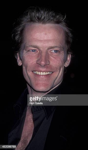 Iain Glen attends the opening of 'The Blue Room' on December 13 1998 at the Cort Theater in New York City