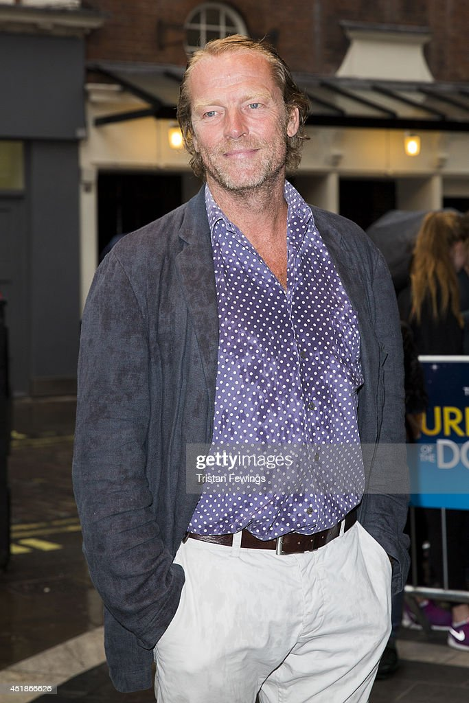 """""""The Curious Incident Of The Dog In The Night-Time"""" - Press Night - Arrivals : News Photo"""