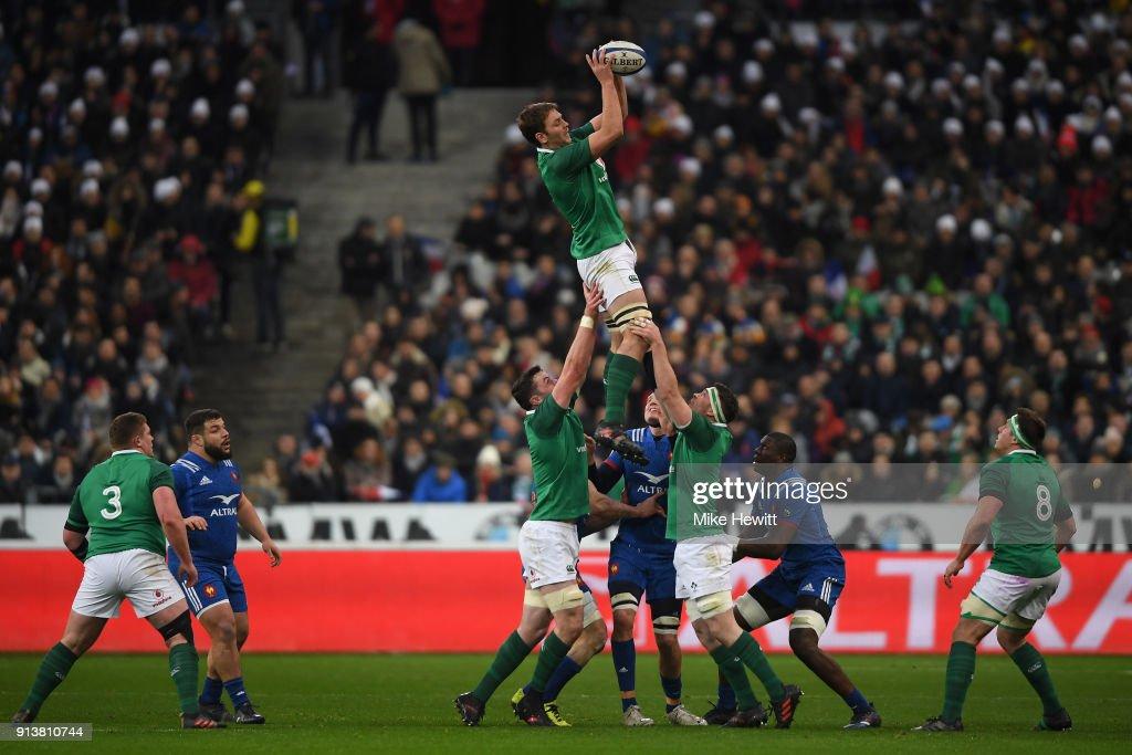 France v Ireland - NatWest Six Nations
