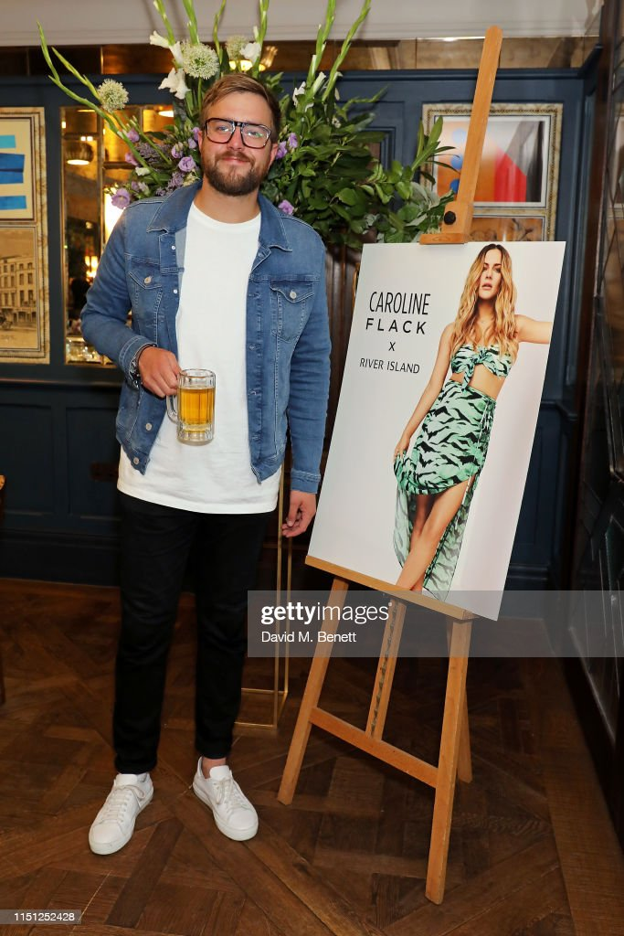 GBR: Caroline Flack x River Island VIP Launch Dinner