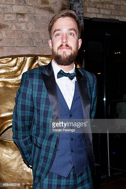 Iain Stirling attends the BAFTA Academy Children's Awards at London Hilton on November 23 2014 in London England