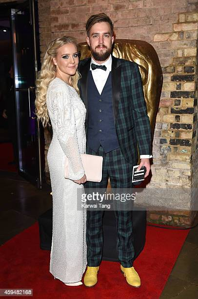 Iain Stirling attends the BAFTA Academy Children's Awards at the Roundhouse on November 23 2014 in London England