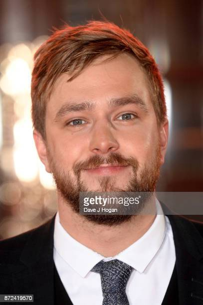 Iain Stirling attends the ITV Gala held at the London Palladium on November 9 2017 in London England