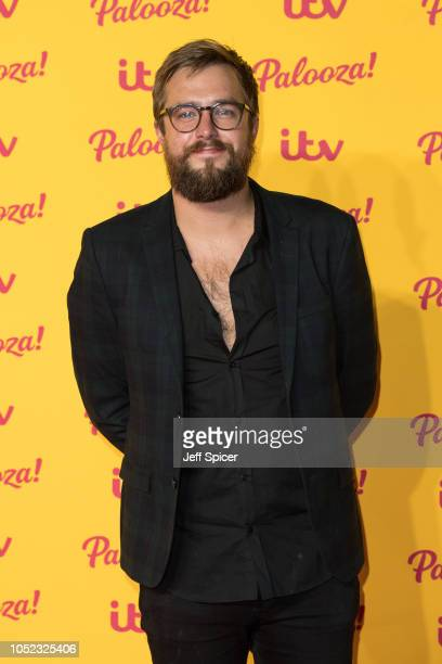 Iain Stirling attends the ITV Palooza held at The Royal Festival Hall on October 16 2018 in London England