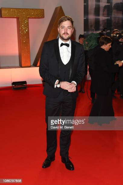 Iain Stirling attends the National Television Awards held at The O2 Arena on January 22 2019 in London England