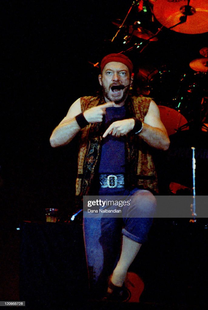 Jethro Tull Performs at the Gorge in George, Washington - September 27, 1996