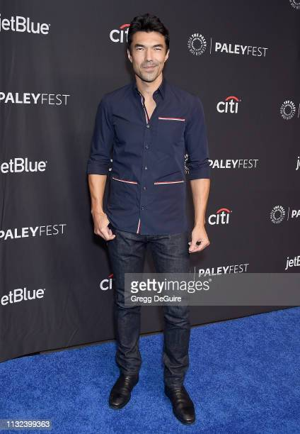 Ian Anthony Dale attends The Paley Center For Media's 2019 PaleyFest LA Hawaii Five0 MacGyver And Magnum PI at Dolby Theatre on March 23 2019 in...