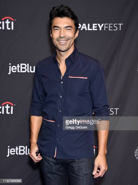 Ian Anthony Dale attends The Paley Center For Media's 2019 PaleyFest LA 'Hawaii Five0' 'MacGyver' And 'Magnum PI' at Dolby Theatre on March 23 2019...