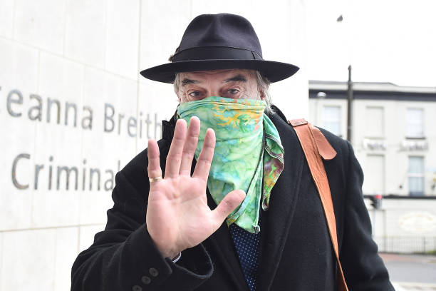 IRL: Ian Bailey Appears At Dublin Criminal Court Of Justice for Latest Extradition Hearing