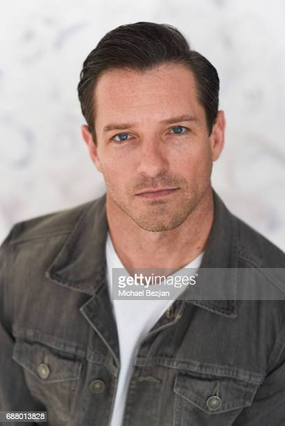 Ian Bohen at The Artists Project Giveback Day with Ojai Energetics CBD Oil on May 24 2017 in Los Angeles California