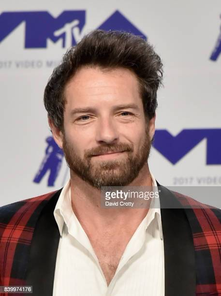 Ian Bohen attends the 2017 MTV Video Music Awards at The Forum on August 27 2017 in Inglewood California