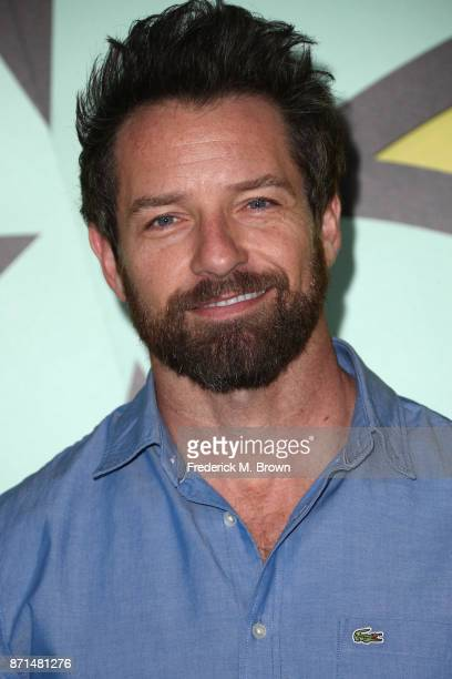 Ian Bohen attends the celebration of the reopening of the LACOSTE Rodeo Drive Boutique at Sheats Goldstein Residence on November 7 2017 in Los...