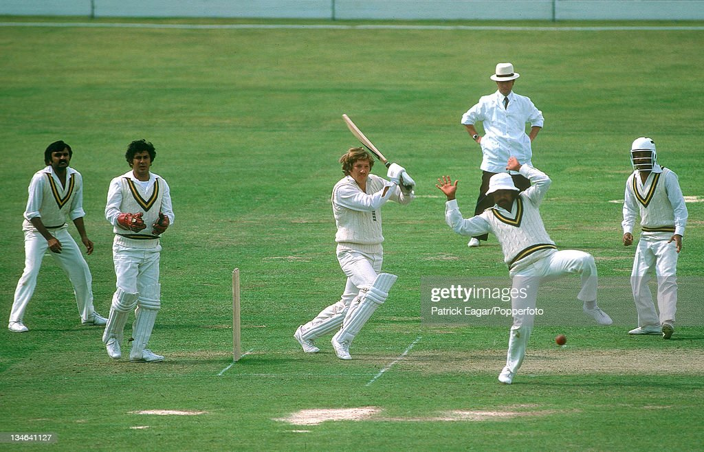 England v Pakistan, 2nd Test, Lord's, Jun 1978 : News Photo