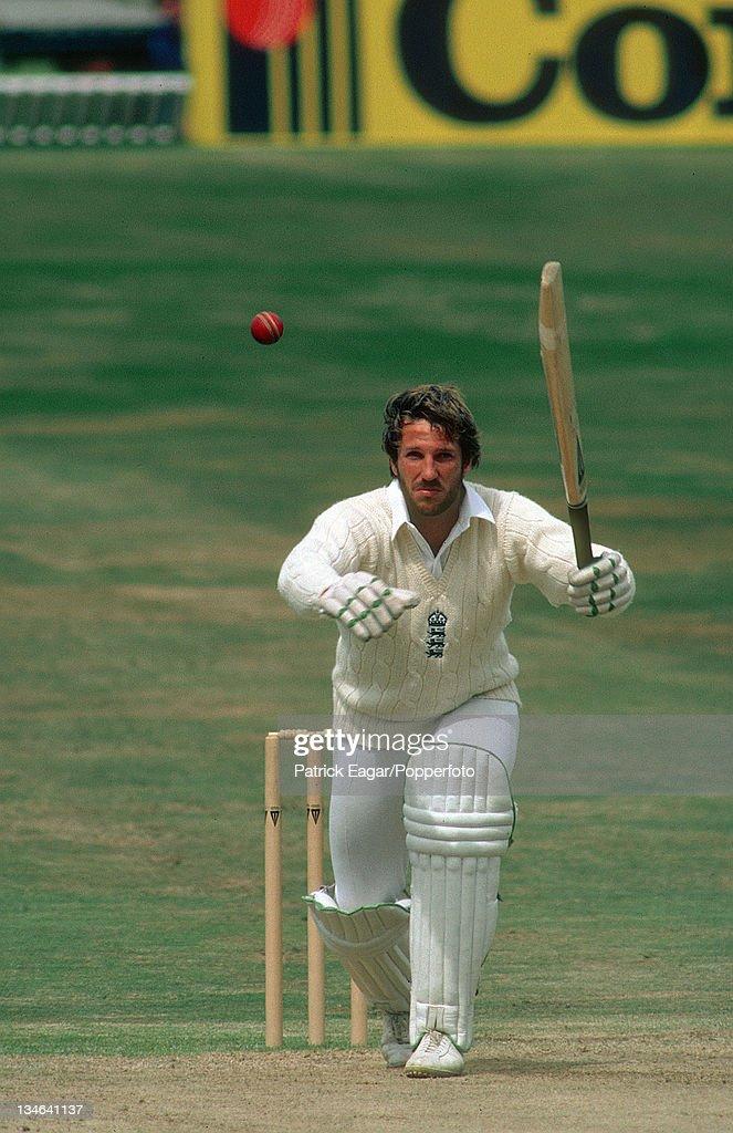 England v Australia, 3rd Test, Headingley, July 1981 : News Photo