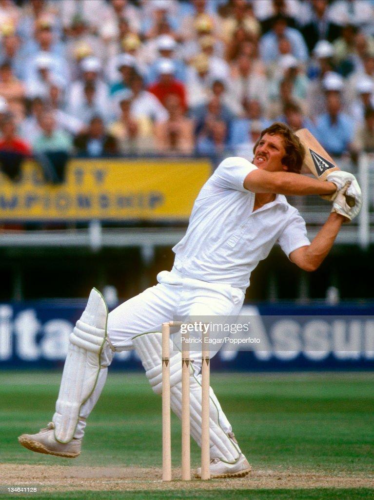 England v India, 1st Test, Edgbaston, Jun 1979 : News Photo