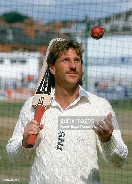 Ian Botham of England circa June 1984