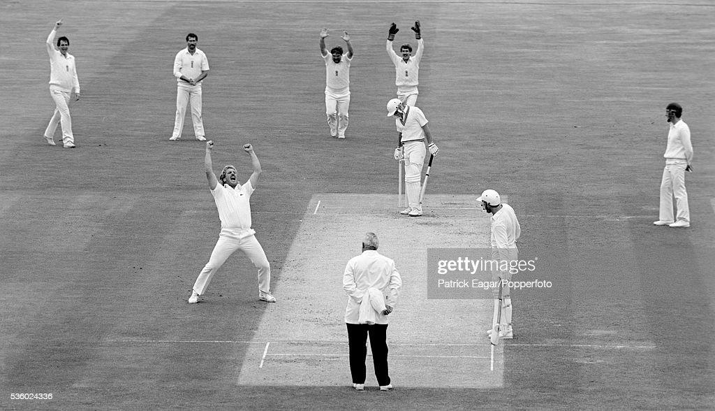 3rd Test Match - England v New Zealand : News Photo