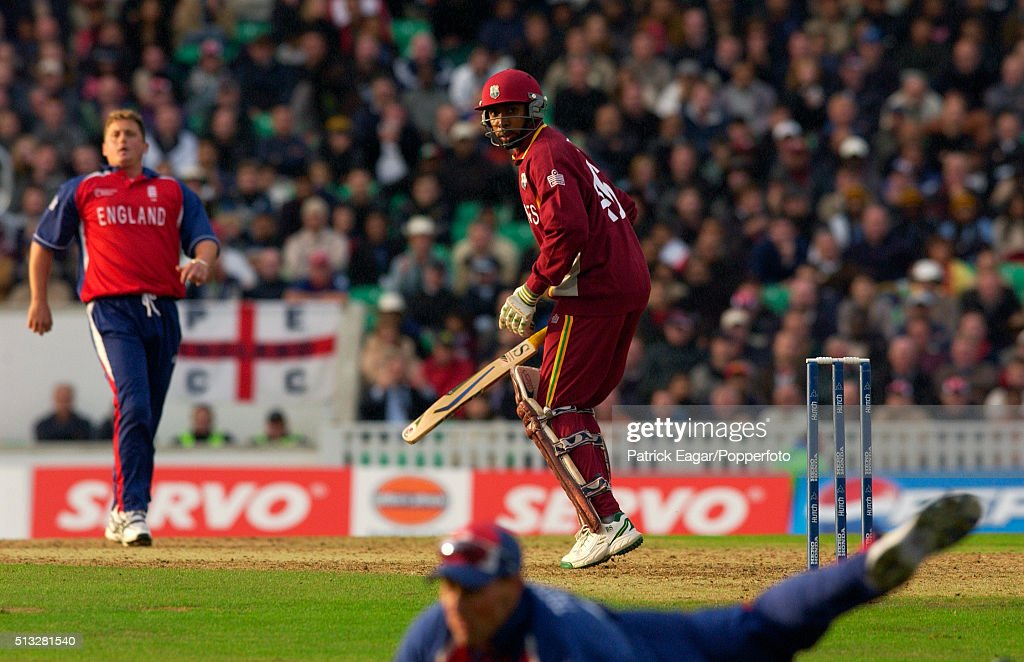 ICC Champions Trophy Final - England v West Indies : News Photo