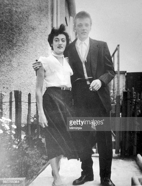 Ian Brady and his biological mother Maggie Stewart Circa 1962 The Moors murders were carried out by Ian Brady and Myra Hindley between July 1963 and...